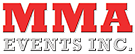 MMA Events Inc. Logo
